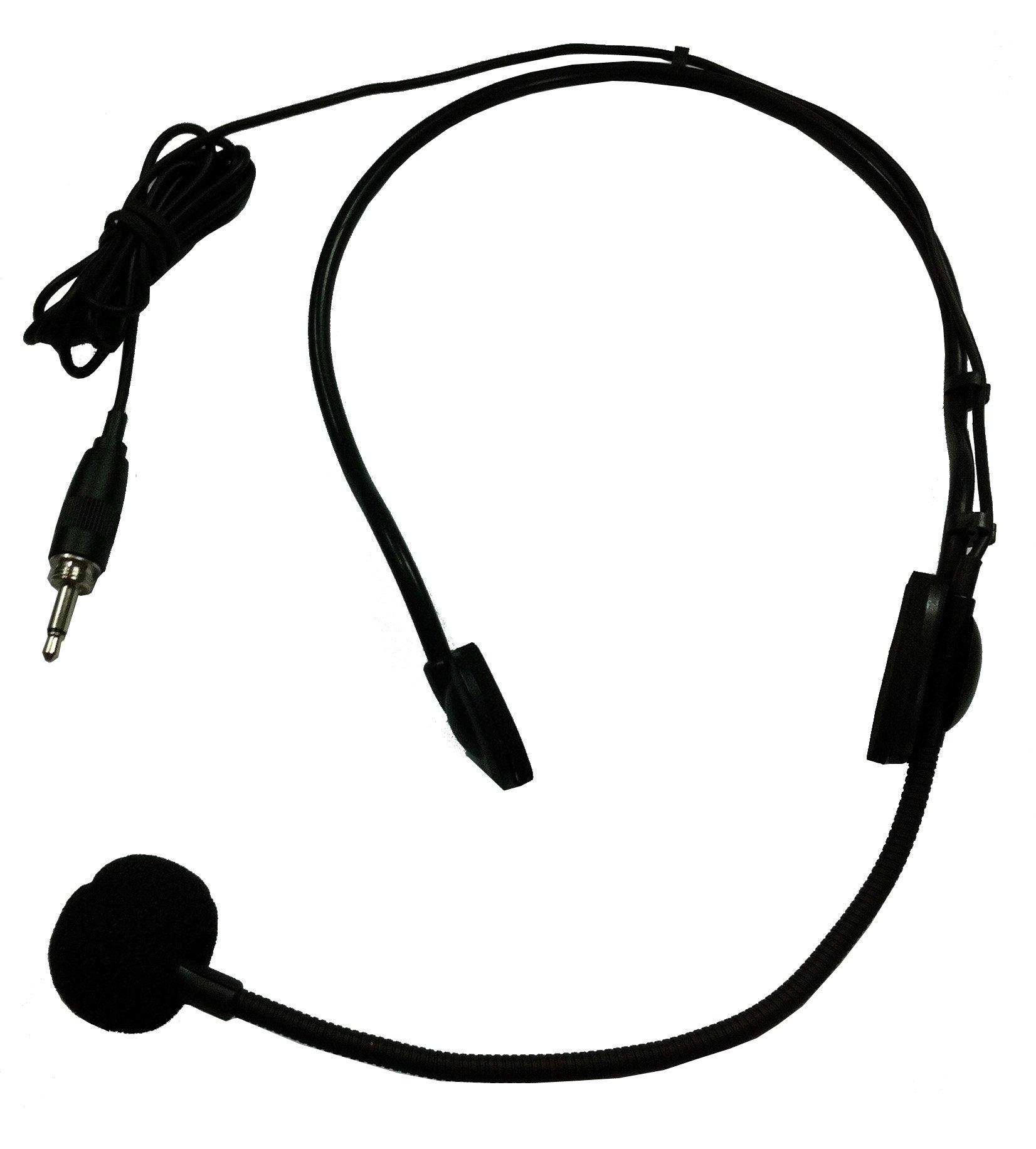 M110 頭戴咪 (U202 教師無線咪專用)