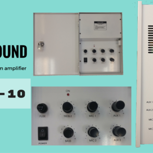 班房功放 / classroom amplifier